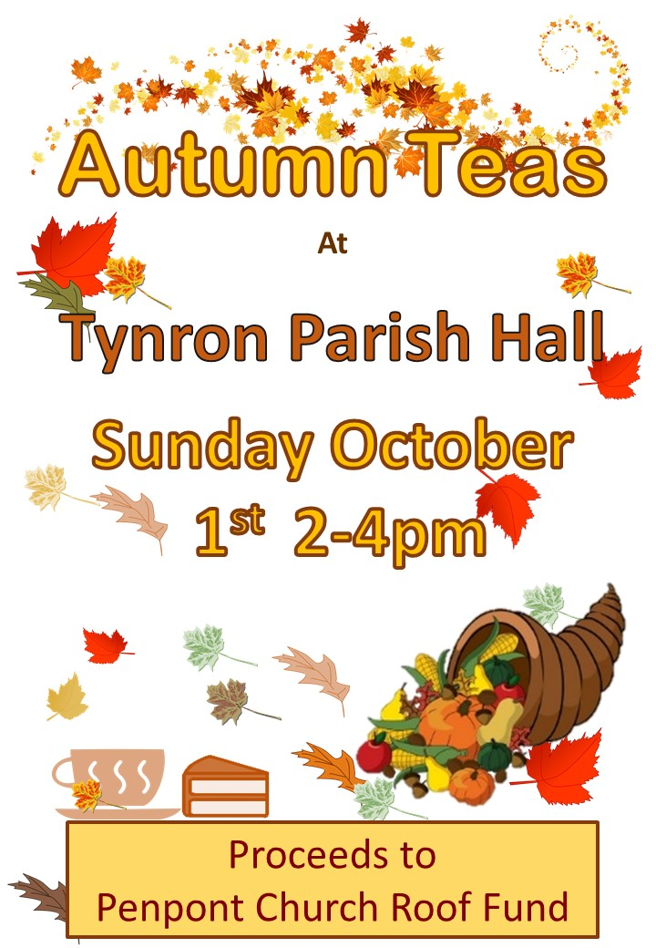 Autumn Teas 2017 1